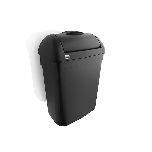Satino black dameshygiënebox 8 liter