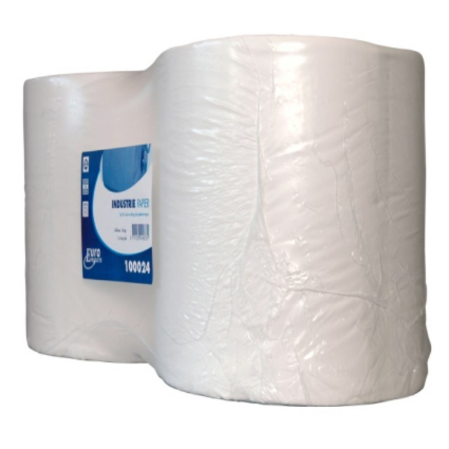 MTS Euro industrierol cellulose 1lg 2x1000 mtr