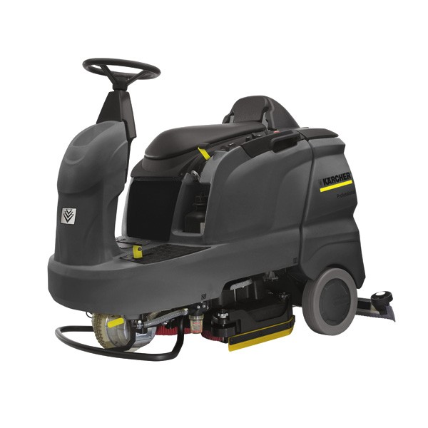 Karcher Schrob-/zuigmachine B 90 R Classic Bp Pack