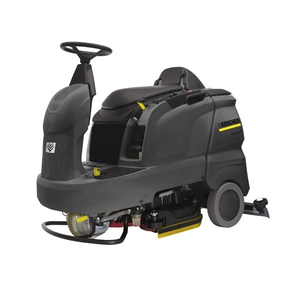 Karcher Schrob-/zuigmachine B 90 R Adv Bp Pack