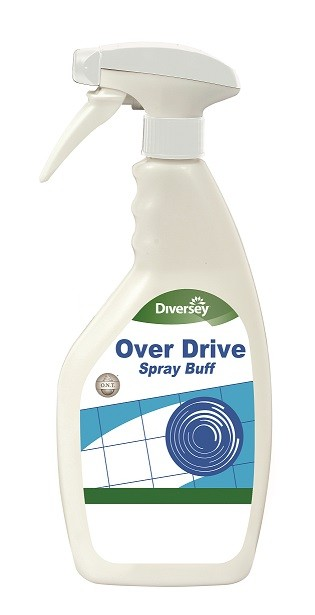 Diversey Over Drive 6x750 ml.
