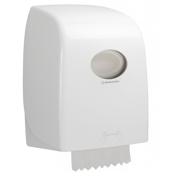 Kimberly Clark AQUARIUS* Rolhanddoekdispenser