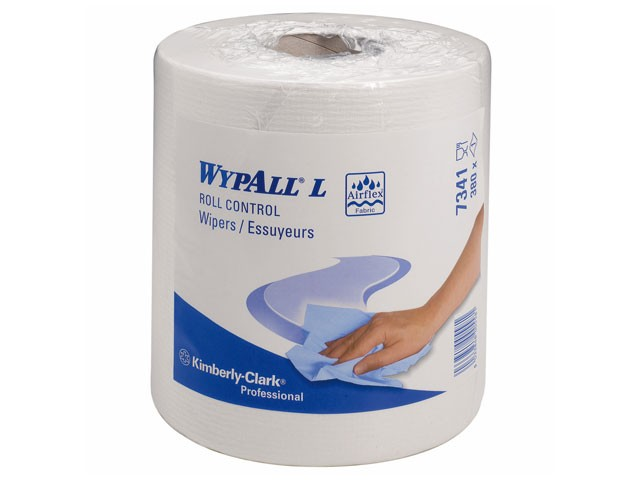 Kimberly Clark Wypall L10 combirol wit