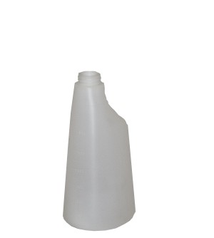 Sprayflacon 650 ml transparant