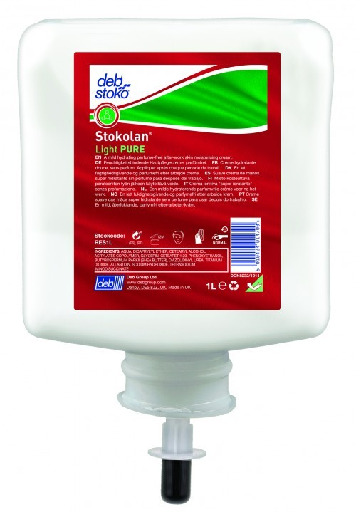 Deb stokolan light pure 6x1 L