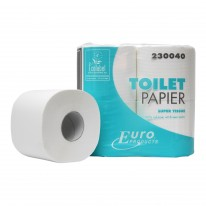 MTS Euro toiletpapier eco cellulose 2lg