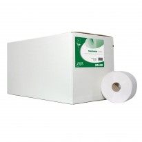 Ecowipe compact toiletpapier recycled 2 laags