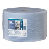 Tork Wiping Plus poetsrol blue 1500 vel