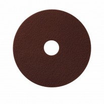 Pad Maroon Chemical Free strip 17""