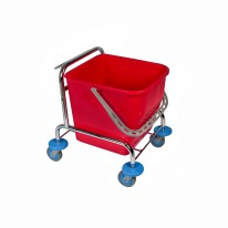Wecoline Rolemmer chroom 15 L. exclusief pers