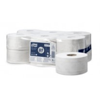 Tork mini jumbo toilet roll - 2 laags - 12x180m
