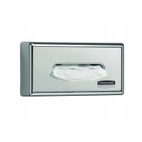 Tissue dispenser  kunst/chroom - 280K