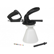 Vikan ergo foam sprayer wit 2,5 liter