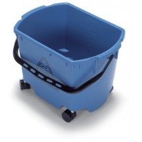 Rolemmer multimop blauw 30 liter