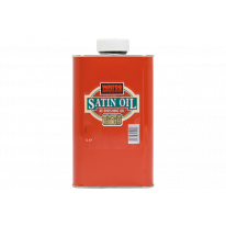Timberex Satin Oil White 1 L.