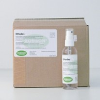Ethades Desinfectie spray 15 x 100 ml.