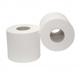 MTS toiletpapier mini one jumbo 2 laags 12 rollen