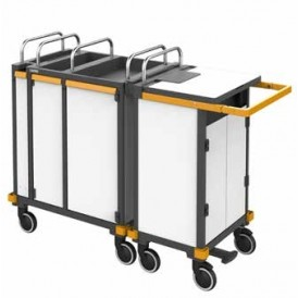 Vermop Equipe Advanced Plus III werkwagen 151 x 66 x 116 cm