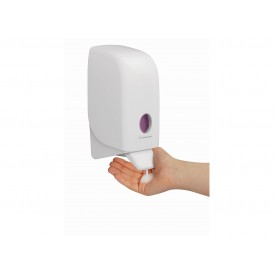 Kimberly Clark AQUARIUS* Hand- & Foamzeep Dispenser