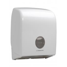Kimberly Clark AQUARIUS* Mini Jumbo Toilettissue Dispenser - Enkel