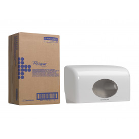 Kimberly Clark Aquarius Toiletrol Dispenser voor Kleine rollen