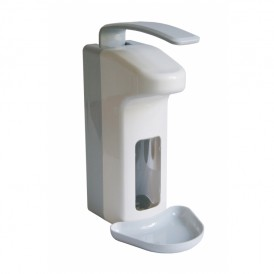 Zeepdispenser & Desinfectiemiddeldispenser - 500 ml
