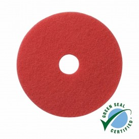 Wecoline polyester pad rood 7 inch