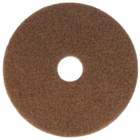Wecoline polyester pad bruin 14 inch