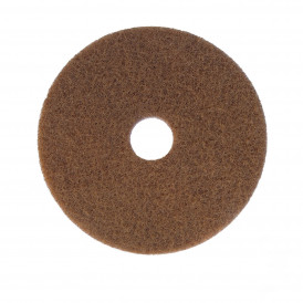 Wecoline polyester pad bruin 17 inch