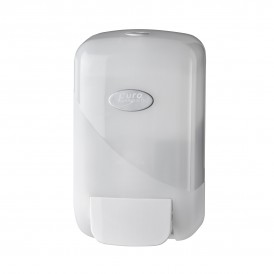 Pearl Foam en Toiletseat dispenser - wit