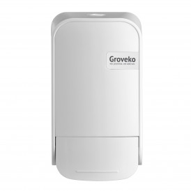 Groveko Quartz White Foamdispenser 400ml