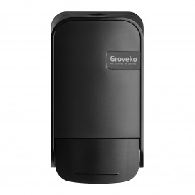 Groveko Quartz Black foamdispenser 400ml