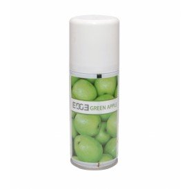 Euro Aerosol Green Apple 12 x 100 ml