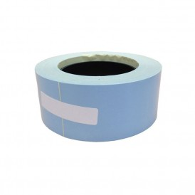 BST detecteerbare tape blauw 50mx25mm rol