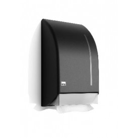 Satino Black Handdoekdispenser