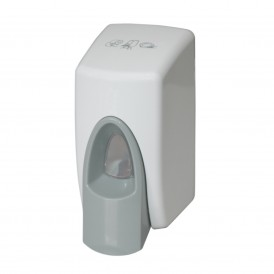 Toiletbrilreinigerdispenser wit 400 ml