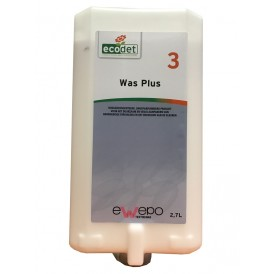 Ewepo Ecodet Was Plus - additief 2 x 2,7 liter