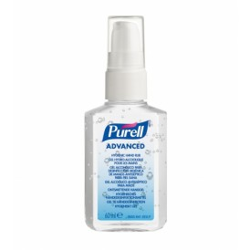 GO-JO Purell Advanced hygienic hand rub 24 x 60 ml