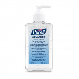GO-JO Purell Advanced hygienic hand rub 12 x 300 ml