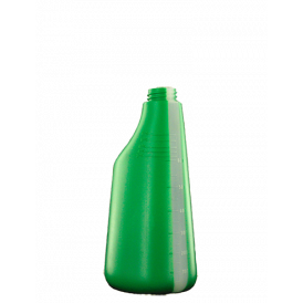 Sprayflacon groen 650 ml