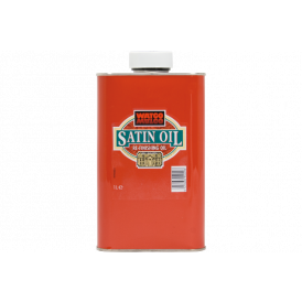 Timberex Satin Oil White 1 liter