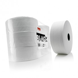 Satino Black Toiletpapier Jumbo 2 laags 6x380 meter