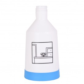 Sprayflacon interieur blauw 500 ml