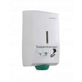 Vendor Vision toiletbrilreiniger dispenser