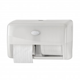 Ewepo Pearl White toiletrolhouder coreless