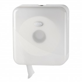 Ewepo Pearl White Mini jumbo toiletroldispenser