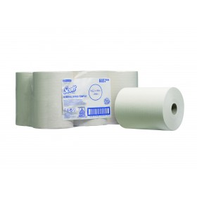 Kimberly Clark Scott Slim Roll handrol 1 laags 6 x 165 meter