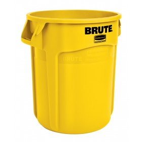 Brute container 76 ltr geel