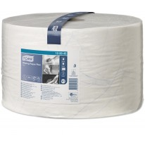 Tork Wiping Plus poetsrol wit 1500 vel
