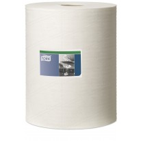 Tork Premium Cloth 530 wit roll 280 vel